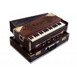 Harmonium Raga Kolkata 3 set of reeds, folding