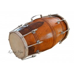 Raga Dholak n.3, Sheesham wood