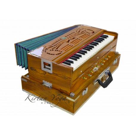 BRAJA Musical Harmonium n.14, Calcutta Style
